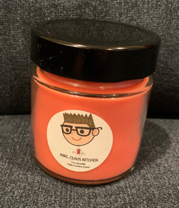 Mrs. Claus Kitchen Candle