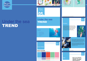 TREND Publication Volume 5: Under the Sea