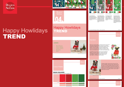 TREND Publication Volume 4: Happy Howlidays