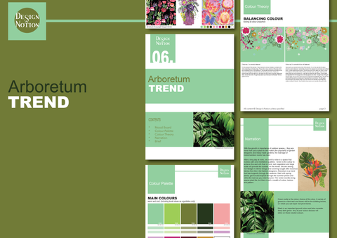 Copy of TREND Publication Volume 6: Arboretum