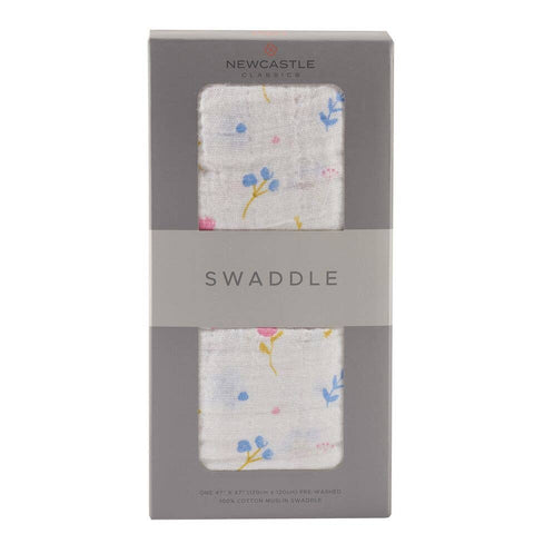 Spring Time Swaddle