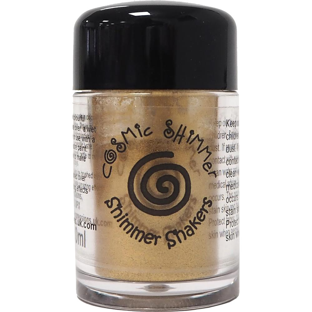 Cosmic Shimmer Shimmer Shakers - Vintage Gold - Lavinia World