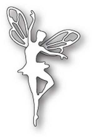 Poppystamps - Dies - Graceful Faerie - Lavinia World