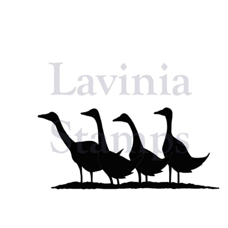 Gaggle of Geese (LAV279) - Lavinia World