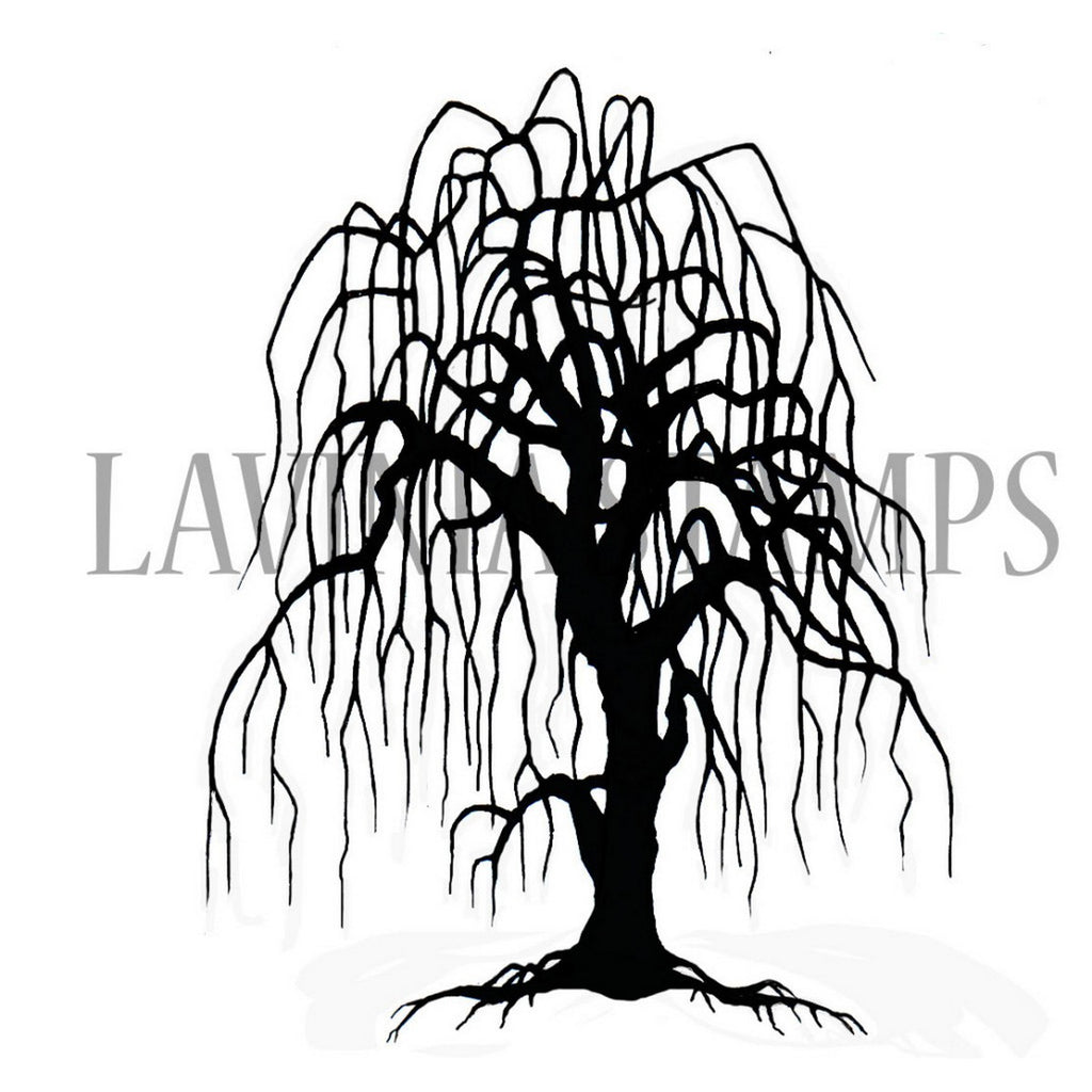 Weeping Willow Tree (LAV296) - Lavinia World