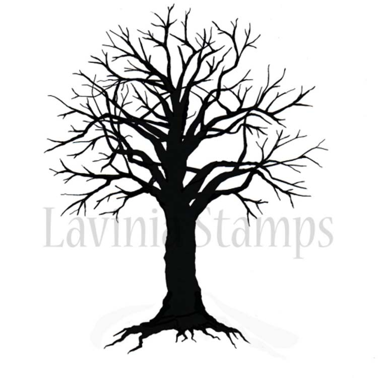 Spooky Tree (LAV298) - Lavinia World