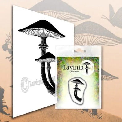 Forest Mushroom Miniature (LAV564) - Lavinia World