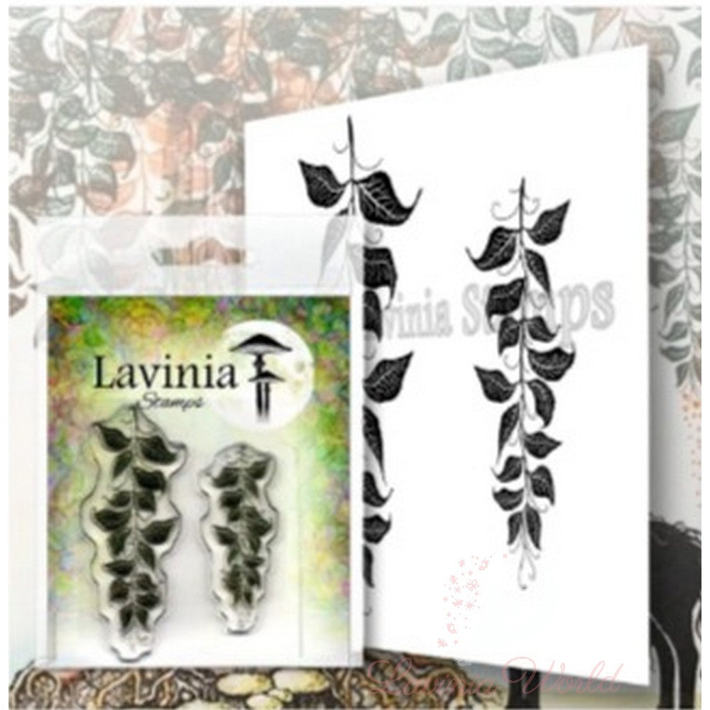 Berry Leaves (LAV577) - Lavinia World