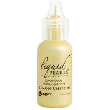 Liquid Pearls - Lemon Chiffon - Lavinia World
