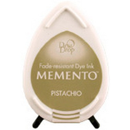 Memento Dew Drop Ink Pad - Pistachio - Lavinia World