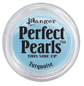 Perfect Pearls Pigment Powder - Turquoise - Lavinia World