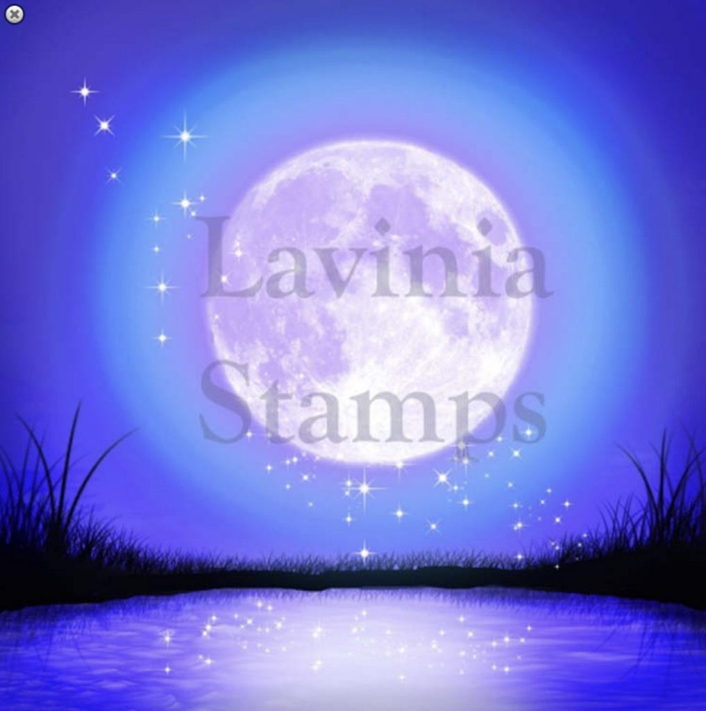 Lavinia Papers - 6 x 6 - Moonlight Glow - Lavinia World