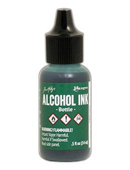 Tim Holtz - Alcohol Ink - Bottle - Lavinia World