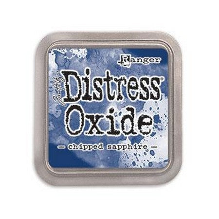 Distress Oxide Ink Pad - Chipped Sapphire - Lavinia World