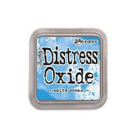 Distress Oxide Ink Pad - Salty Ocean - Lavinia World