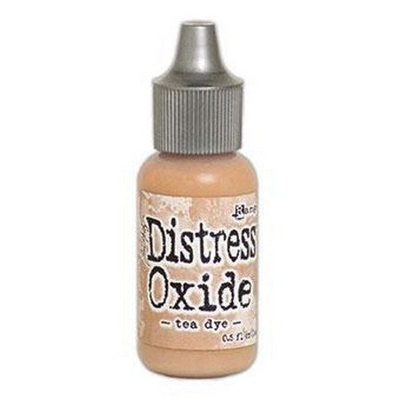 Distress Oxide Reinkers - Tea Dye - Lavinia World