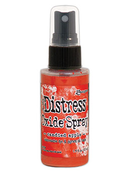 Distress Oxide Spray - Candied Apple - Lavinia World