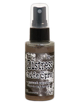 Distress Oxide Spray - Ground Espresso - Lavinia World