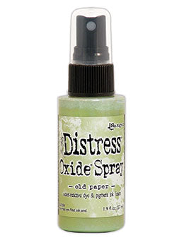 Distress Oxide Spray - Old Paper - Lavinia World