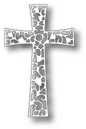 Tutti Designs Dies - Floral Cross - Lavinia World
