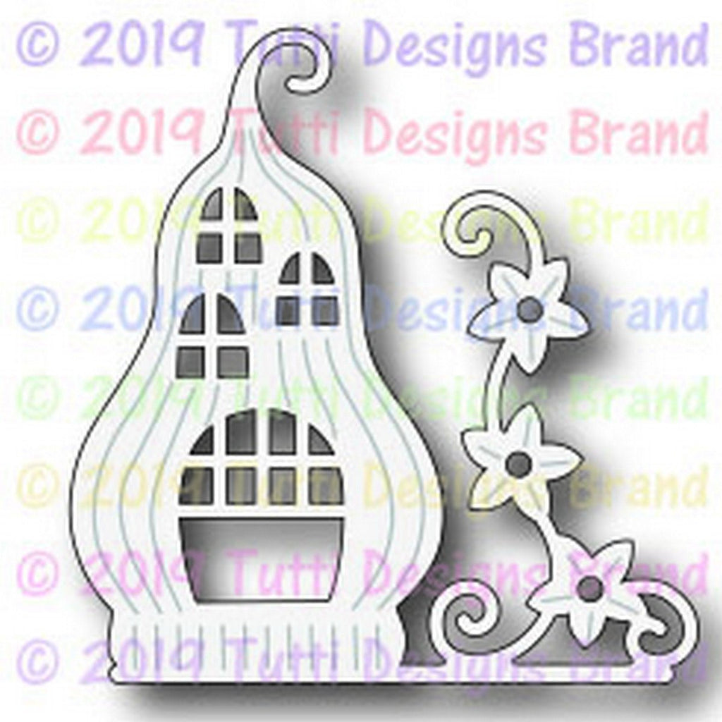 Tutti Designs - Dies - Gourd Fairy House - Lavinia World