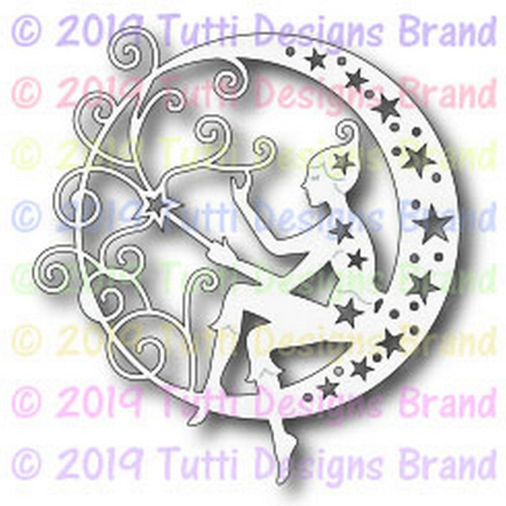 Tutti Designs - Dies - Moon Fairy - Lavinia World