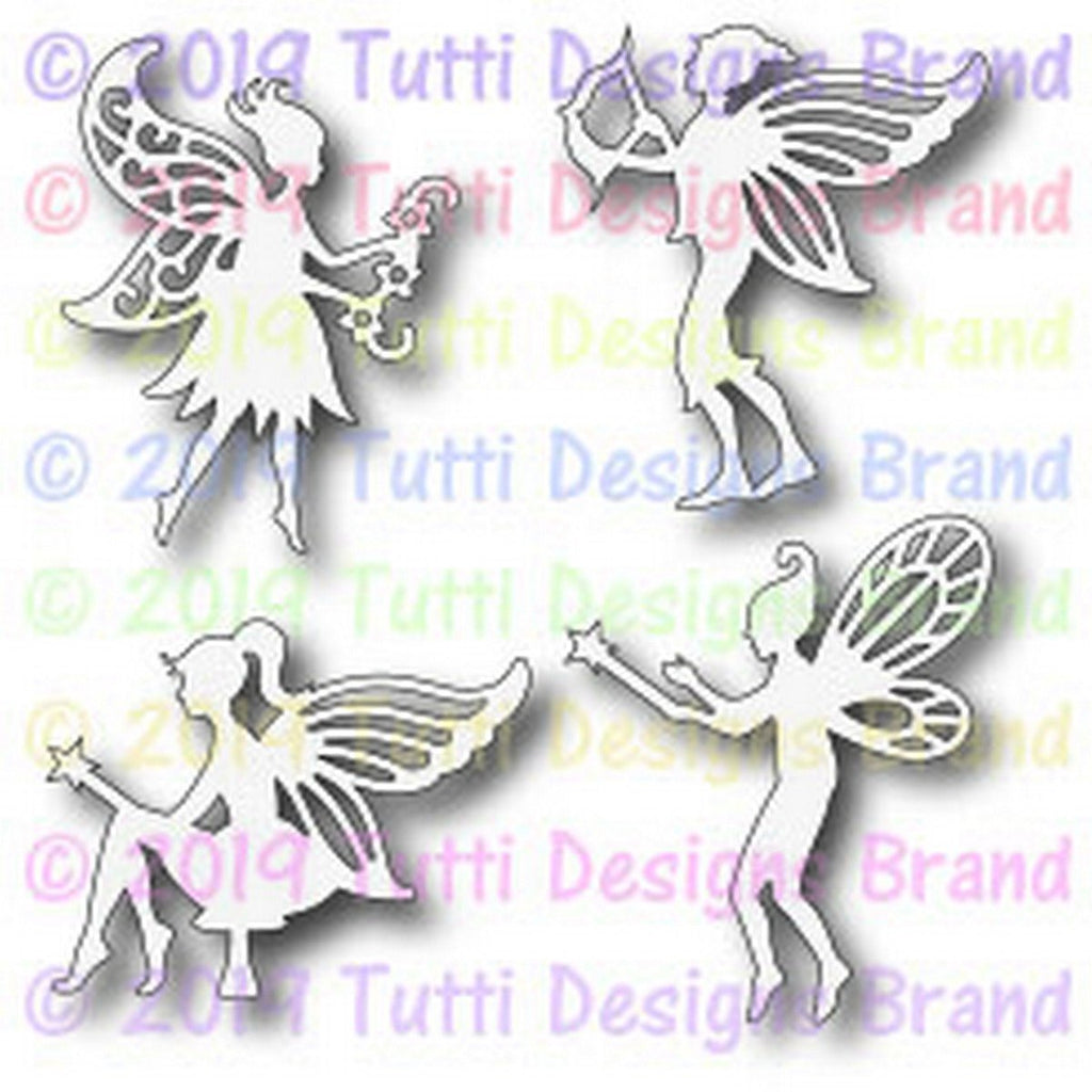 Tutti Designs - Dies - Fairies Set - Lavinia World
