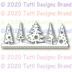 Tutti Designs - Dies - Pine Forest - Lavinia World