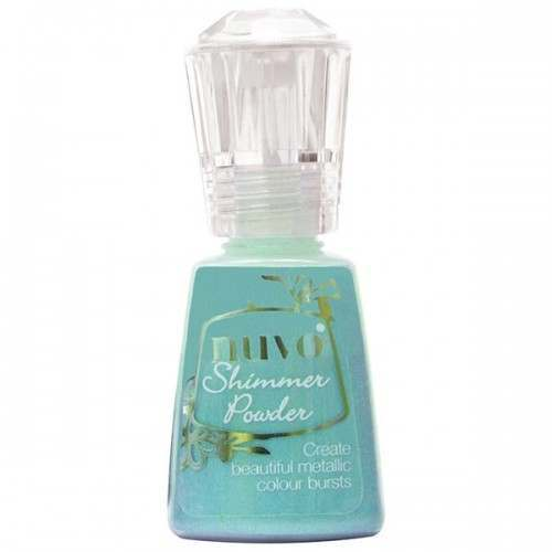 Nuvo Shimmer Powder - Atlantis Burst - Lavinia World