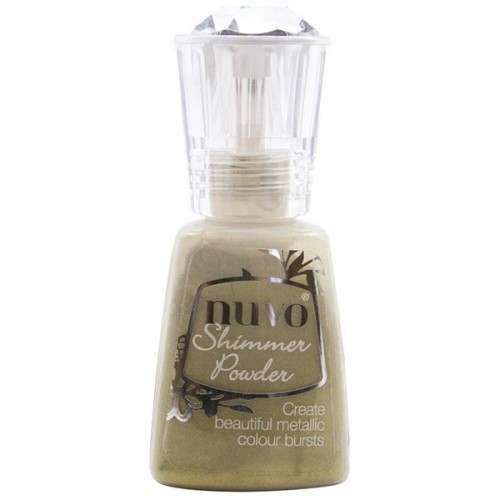 Nuvo Shimmer Powder - Golden Sparkler - Lavinia World