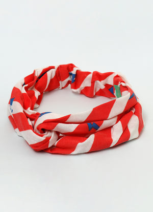 Marine Twist Front Headband