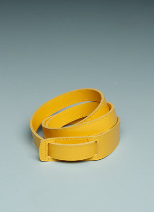 Yellow Belt (thin)