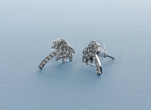 """Palm Trees"" earrings"