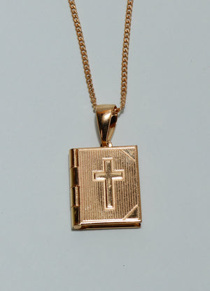 Holy Book Pendant