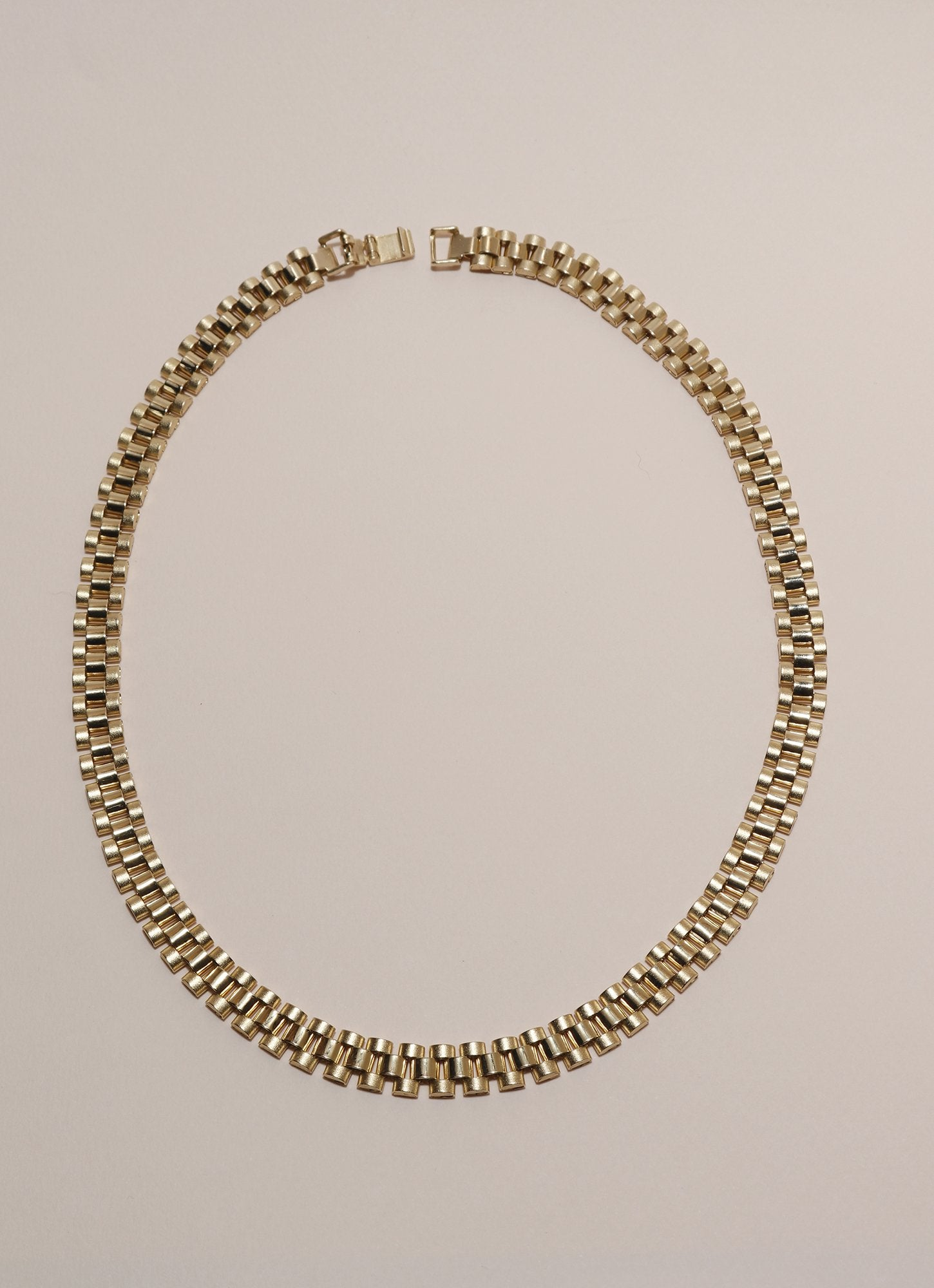 Intricate chain necklace