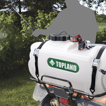 Load image into Gallery viewer, 60L 12V ATV Weed Sprayer Broadcast and Spot Spray Chemical Tank