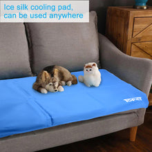 Load image into Gallery viewer, TOPET Pet Dog Cool Mat Bed 81 x 96cm