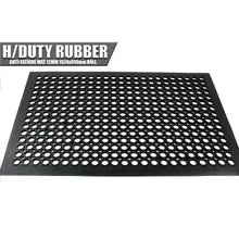 Load image into Gallery viewer, Industrial Rubber Non Slip Mat 1524mm x 914mm 12mm Thick PRO Cargo Quality Ute