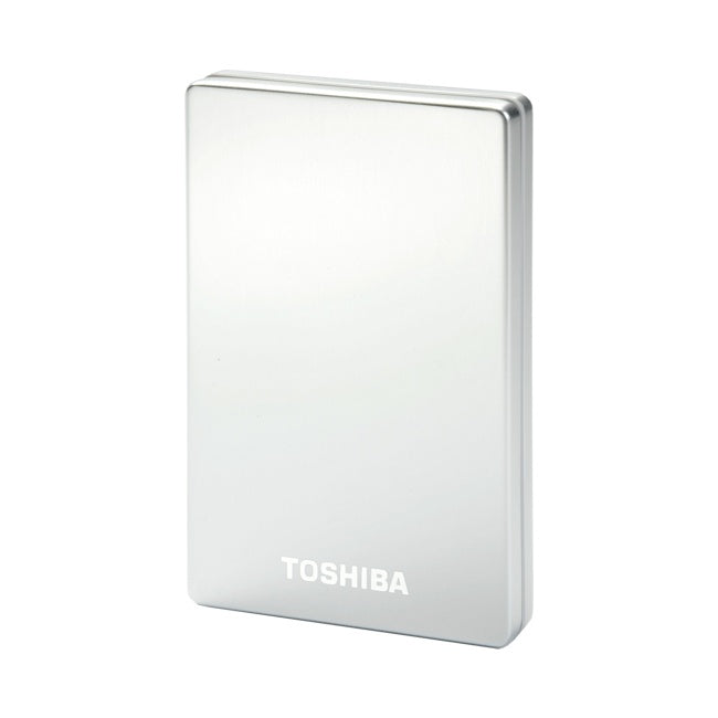 500GB Toshiba STOR.E Steel S Portable Hard Drive