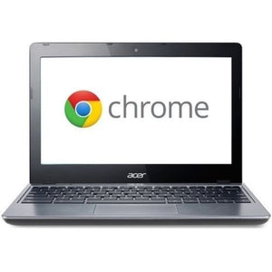 "Acer Chromebook C720 11.6"" laptop 2GB Ram 16GB SSD WIFI WEBCAM USB HDMI CHROME"