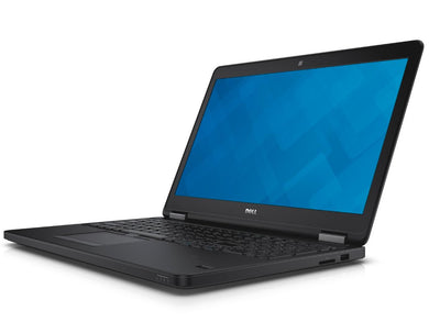Dell Latitude E5550 Laptop – i7, 16GB, 480GB SSD, Win 10 Pro 64-Bit, 15.6