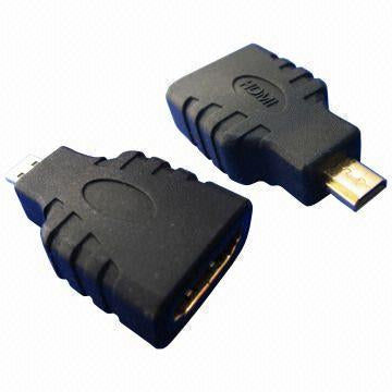 Adapter Micro HDMI M - HDMI F