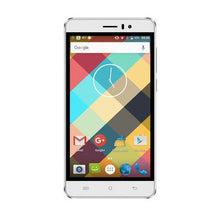 "Load image into Gallery viewer, Cubot Rainbow White 5"" 16GB 3G Dual SIM Unlocked & SIM Free Phone"
