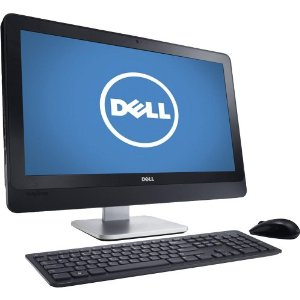 "Dell OptiPlex 9020 All-in-One Core I5 8GB 500GB 23"" Screen"