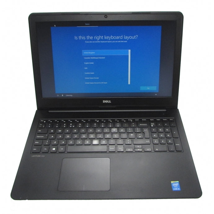 Dell Latitude 3550 15.6 in Laptop i5, 8GB 240 GB SSD Win 10 Pro