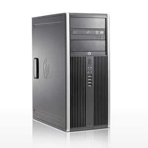Microtower HP Elite 8300 i5 3570 4GB 500GB