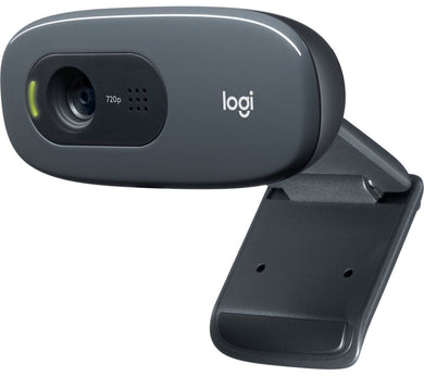 Logitech HD Webcam C270 - web camera