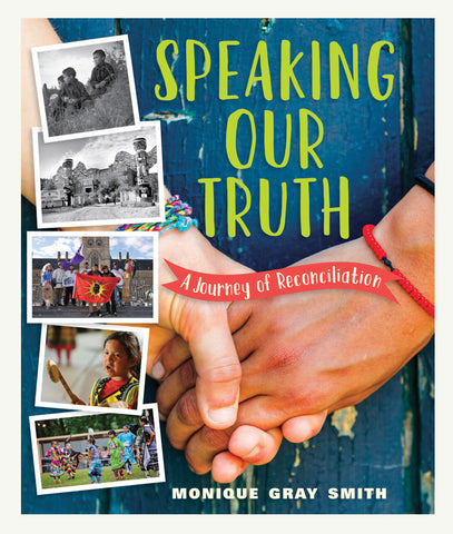 Truth and Reconciliation book by Monique Gray Smith