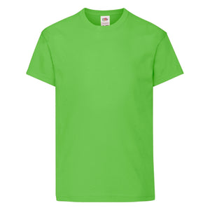 T-Shirt Bambino FRUIT OF THE LOOM FR610190