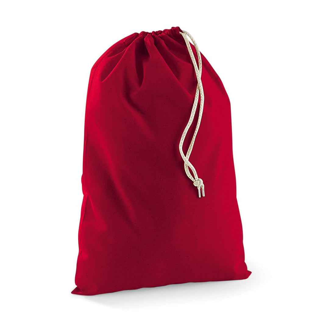 SACCA - Organic Cotton Draw Cord Bag XXS
